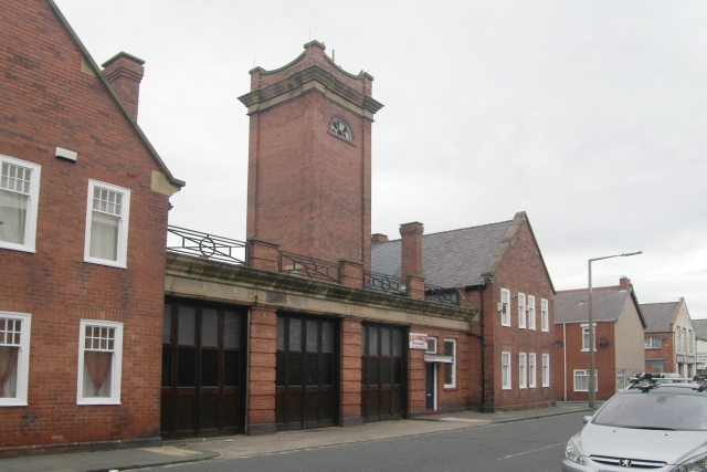 Blyth old fire station
