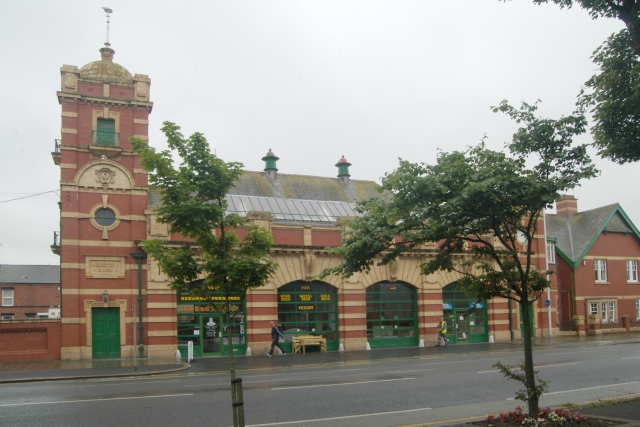 Barrow old fire station