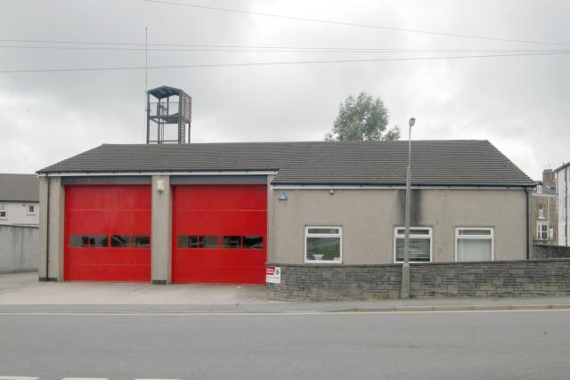 Ulverston fire station
