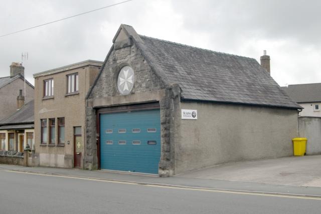 Ulverston old fire station