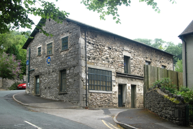 Grange old fire station