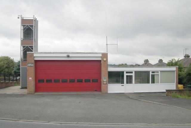 Bentham fire station