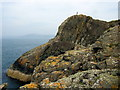 SM8534 : Furthest point of Ynys y Castell by ceridwen