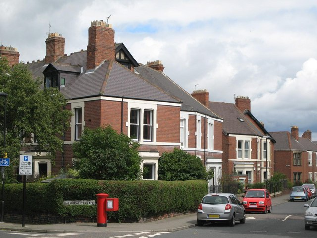 Stoneyhurst Road / Balmoral Terrace, Gosforth, NE3