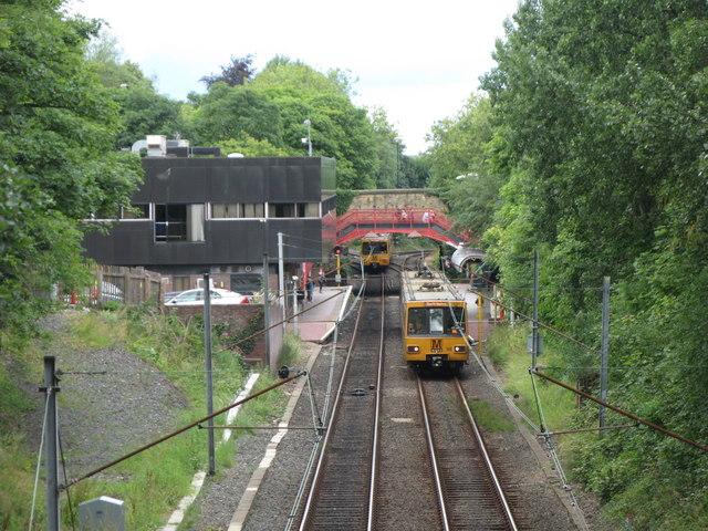 The Metro, South Gosforth
