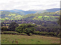 SO3319 : Overlooking Llanvihangel Crucorney by Trevor Rickard