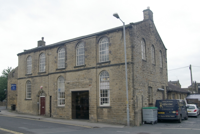 Skipton old fire station