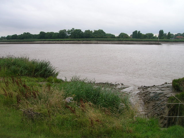 The River Ouse near Cotness Hall