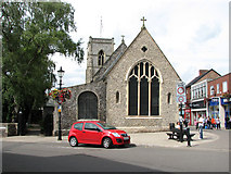 TL8783 : St Cuthbert's church in Thetford by Evelyn Simak
