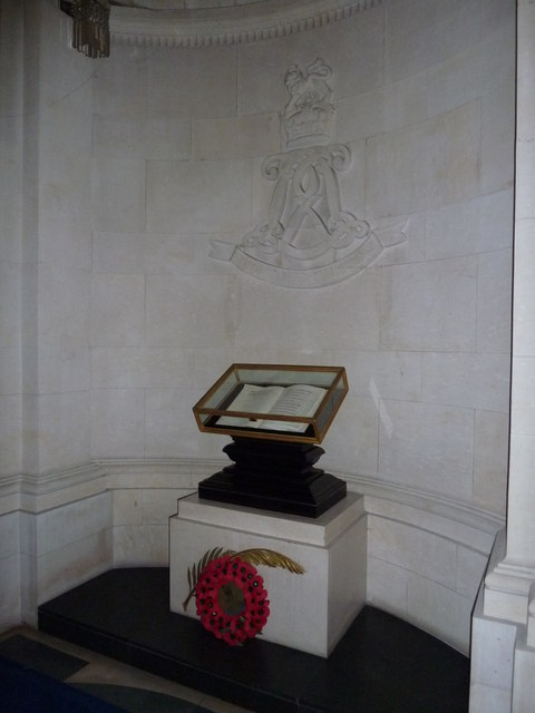 Guards Chapel: Life Guards, book of remembrance
