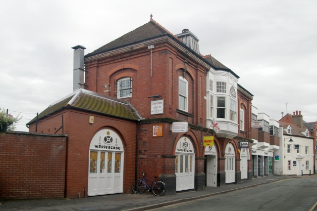 Wellington old fire station