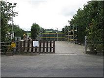R6442 : Yard to let, near Rawleystown by David Hawgood