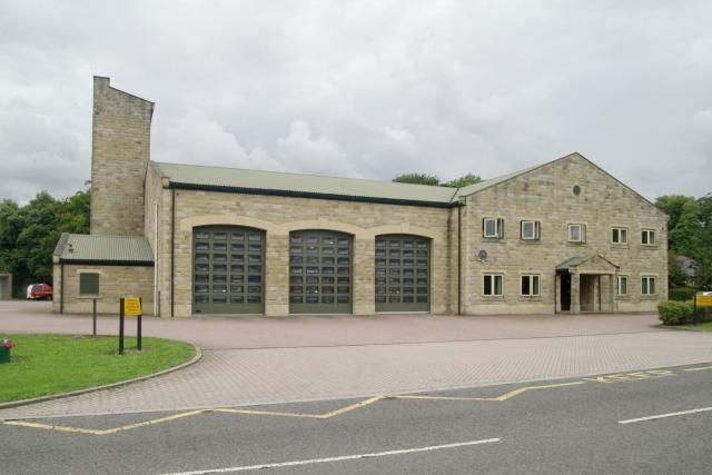Aston Park (Sheffield) fire station