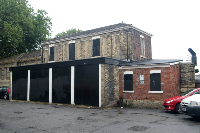 Grimsby old fire station
