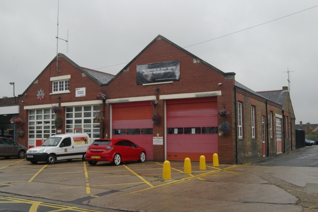 Cleethorpes fire station