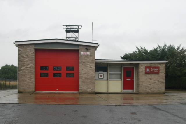 Alford fire station
