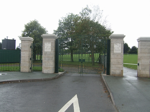 King George V Memorial Park