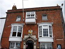 SY6878 : Custom House, Weymouth, Dorset by Christine Matthews