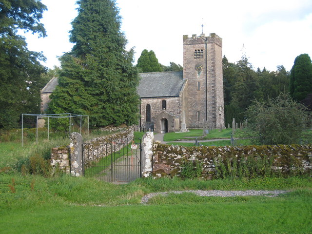St Oswald's Church in Ravenstonedale