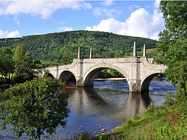 Tay Bridge, Aberfeldy
