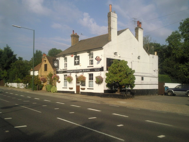 The White Cross, North Cray Road