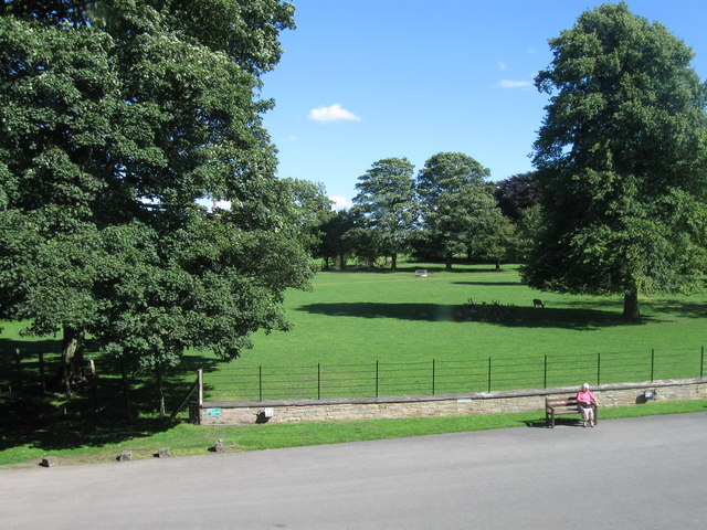View from Whitworth Hall