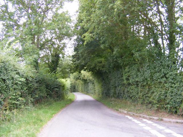 Church Lane, Earl Soham