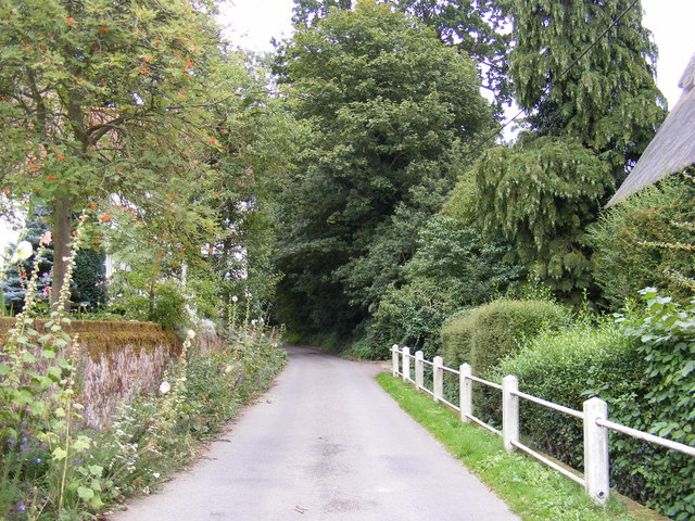 Church Lane, Earl Soham