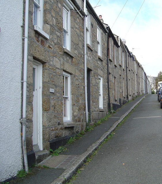 Leskinnick Terrace, Penzance