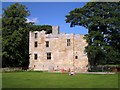 NY9763 : Dilston Castle, west side by Andrew Curtis