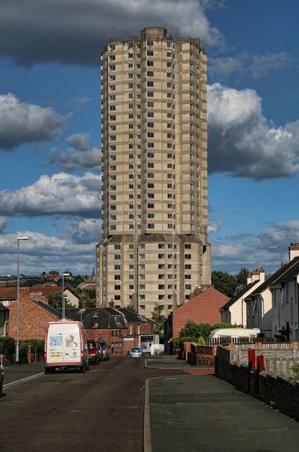 Image result for Derwent Tower