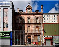 J3374 : Former police station, Belfast (3) by Albert Bridge