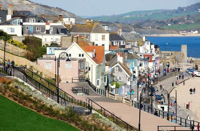The Charm of Lyme Regis