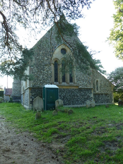 St Peter, Sibton- day after the flower festival (2)