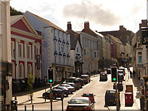 SM9515 : Haverfordwest: The Friars by Chris Downer
