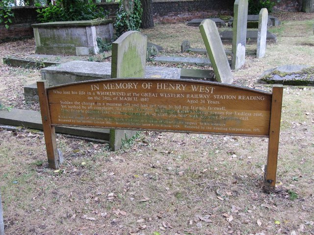 In memory of Henry West