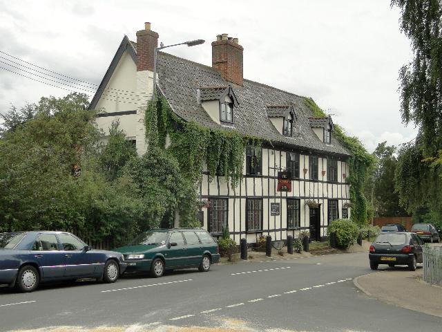 The Crossways Inn, Scole