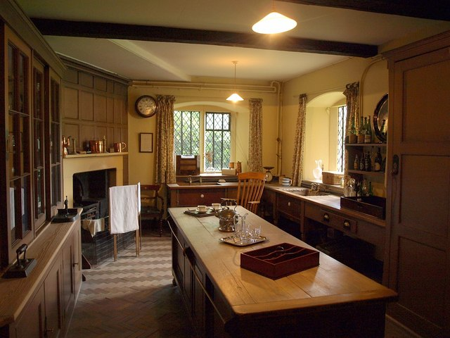 Servants room, Dunham Massey