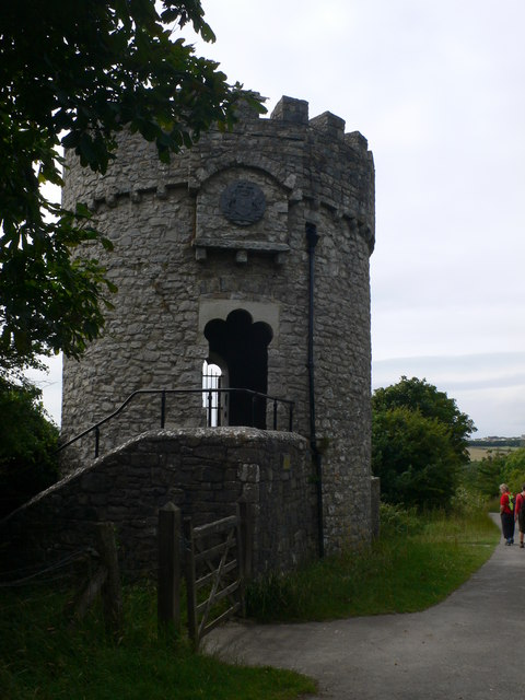 Ice Tower, Dunraven Castle