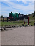 SO2308 : Loco at Big Pit by Eirian Evans