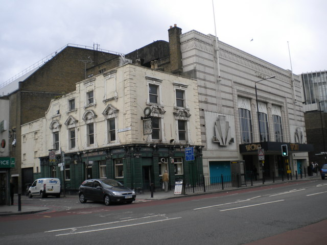 The Brewery Tap, Commercial Road E1