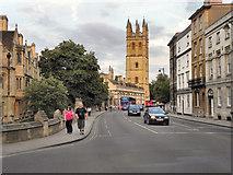 SP5106 : High Street, Oxford by David Dixon