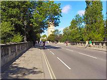 SP5206 : Magdalen Bridge, Oxford by David Dixon