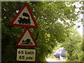 SS0599 : Jameston: approach to level crossing by Chris Downer