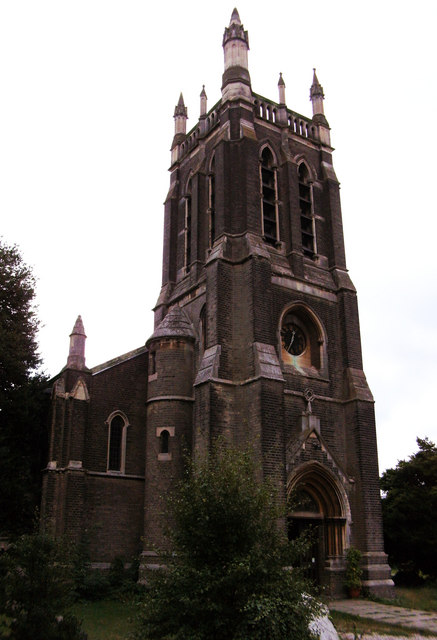 St John the Evangelist Church, Chelmsford, Essex