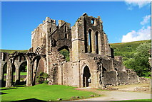 SO2827 : Llanthony Priory by Philip Pankhurst