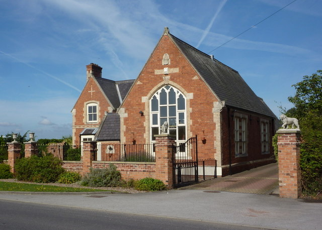 Former school, Mattersey