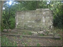 SK3538 : The Temple at Nutwood Local Nature Reserve and Wood, Darley Abbey, Derby by Eamon Curry