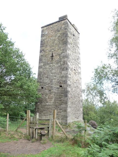 Stanton Moor Tower