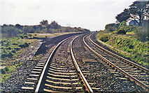 SW6138 : Gwinear Road Station (remains) by Ben Brooksbank